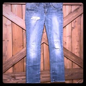 CoH sz32 lightly distressed jeans